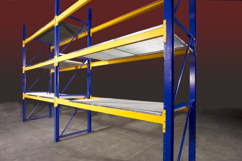 Magazijn Stelling Metaal.Metalen Magazijn En Productiestellingen Constructiebedrijf De Vries